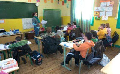 école sainte marie CE2 et CM1