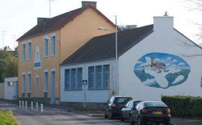 école sainte marie vue rue